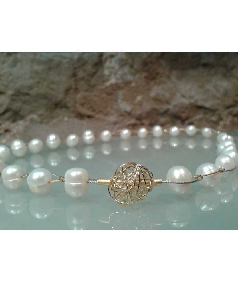 d1e54c0ee173 Collar de perlas naturales